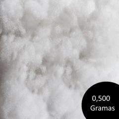 Fibra siliconada para enchimento (0,500 gramas)