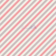 Tecido Tricoline Estampada Diagonal Cor 05 (Cinza Com Rose) 180565-05