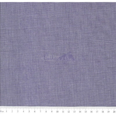 Tecido Tricoline Fio Tinto Micro Xadrez 0XM cor - 1041 (Marinho)