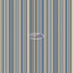 Tecido Tricoline Estampado 100% Algodão LISTRADO 180161-001