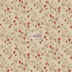 Tecido Tricoline Estampado 100% Algodão Floral 180577-01