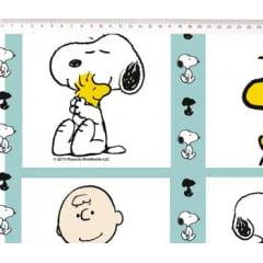 Tecido Tricoline Personagens Snoopy SN005C01