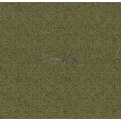 Tecido Tricoline Estampado Crackelad Cor (Verde Musgo) 180596-15