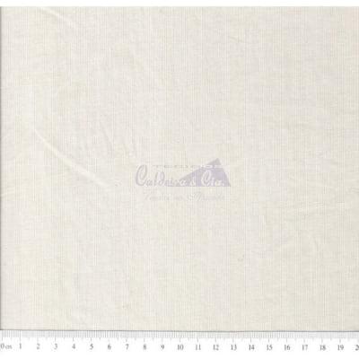 Tecido Tricoline Fio Tinto Micro Listra L.220 Cor - 1033 (Bege)